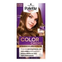 Schwarzkopf Palette Intensive Long Lasting Color Creme 7-65 Ginger~High Quality  - $16.82