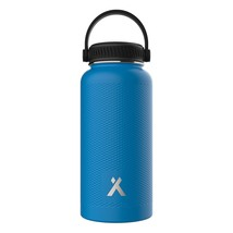 Bear Grylls Triple Wall Vacuum Insulated Water Bottle for 12 Hours Hot |... - $604,66 MXN