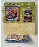 Quilt Magic # 118 Tropical Fish No Sew Wall Hanging - $14.80