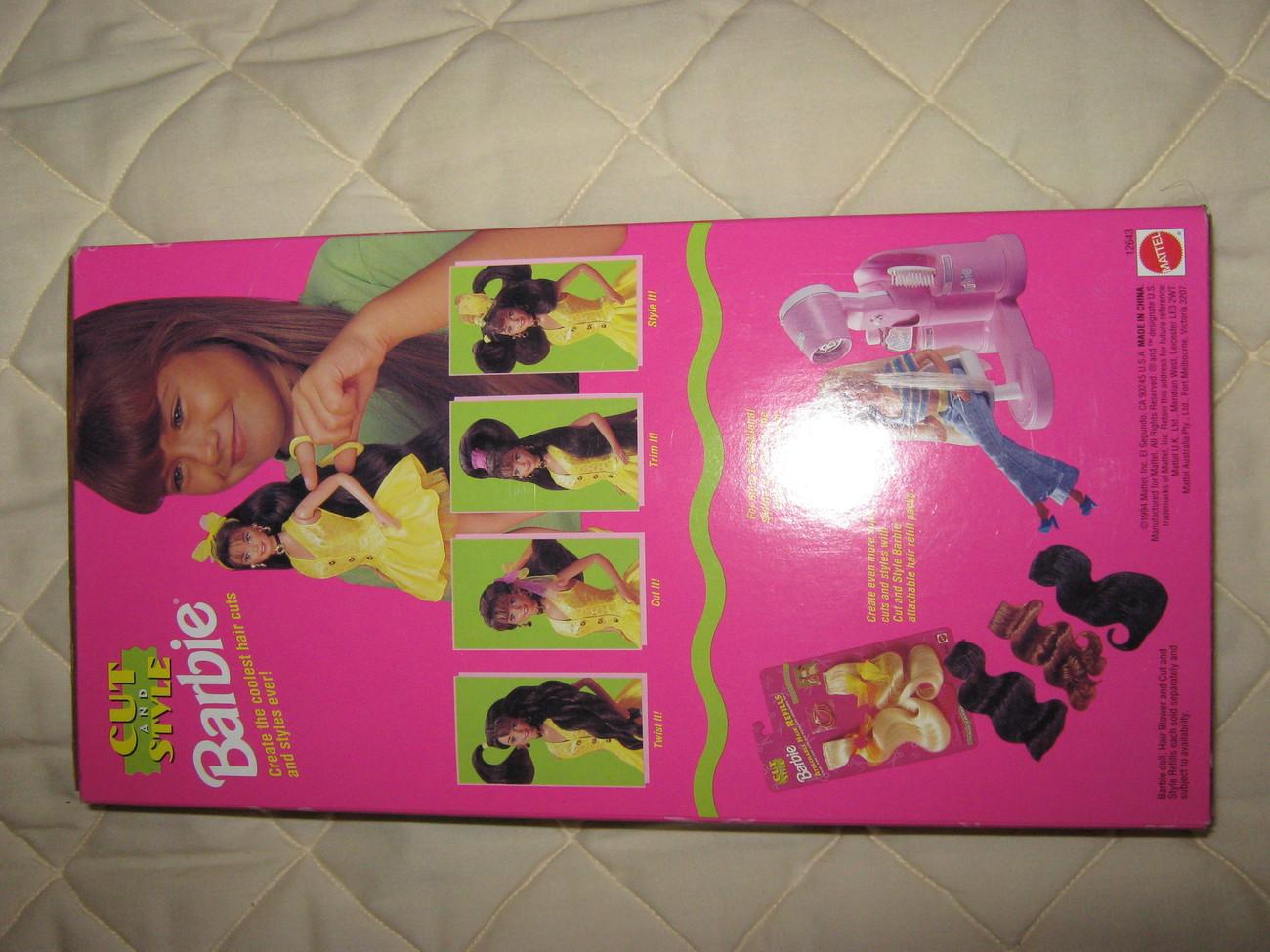 Barbie,Cut  & Style