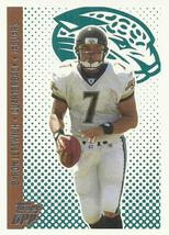 2006 Topps Draft Picks and Prospects #65 Byron Leftwich  - $0.50