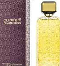 Clinique BEYOND ROSE Perfume Spray 3.4 Oz./100ml New in Box *SEALED* - $98.88