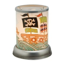 Scentsy Pirate Plug In Warmer Whale Wax Warmer - $33.25