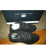 Women's Dr Scholl's Freestep Black shoes size 7.5M Brand New in box - $45.00