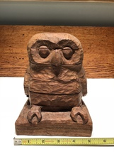 Wooden Owl Stacking Toy - $95.00