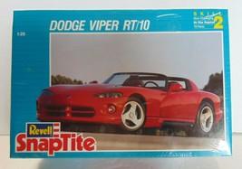 Revell Snaptite - Dodge Viper RT/10 - (Skill 2) - Model Kit - Revell - 1... - $13.72