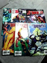 Marvel New Thunderbolts Comic Book Lot - $7.48