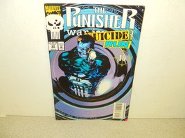 Vintage COMIC-MARVEL COMICS-THE PUNISHER-VOL. 1 # 64- March 1994 -GOOD-L113 - $3.67