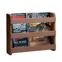 Whitecap Teak Magazine/Utility Rack - $82.73