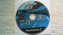 Gran Turismo 3: A-spec  (Sony PlayStation 2, 2006) - $2.80