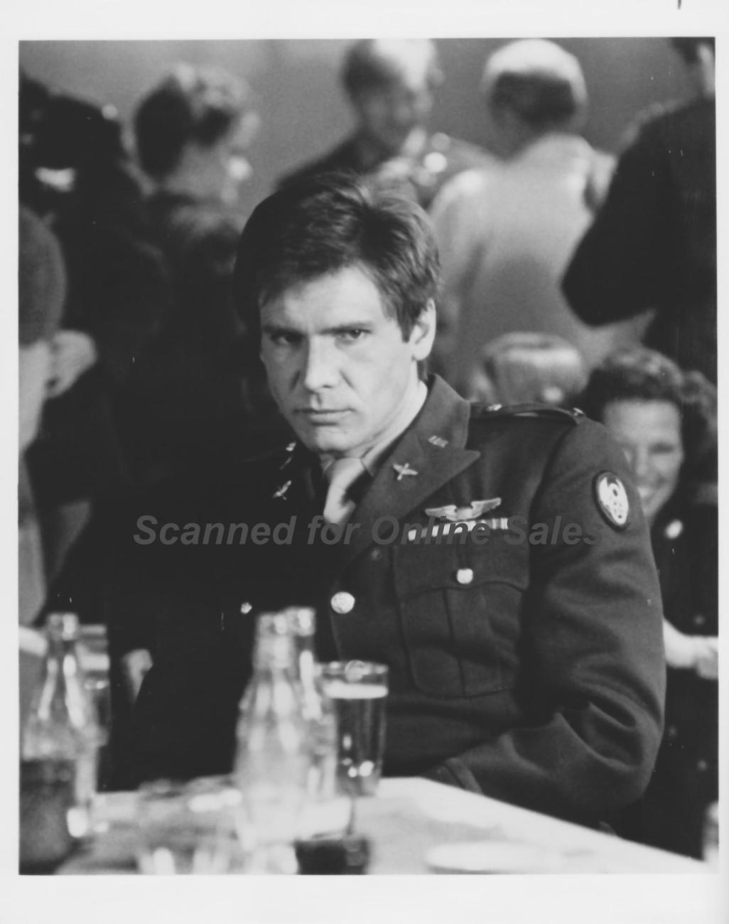Hanover Street American Pilot Harrison Ford 8x10 Photo