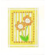"Daisies - Acrylic on Canvas Board - Prints Available 8"" X 10 - $35.00"