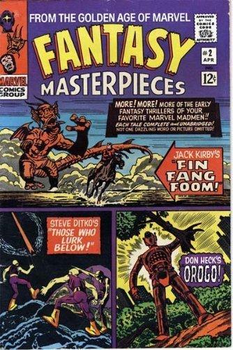 Fantasy Masterpieces 2 [Comic] by Marvel 1966