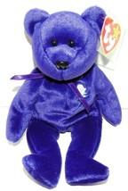 Ty Beanie Baby PRINCESS the (Diana) Bear 1997 #400 inside tag P.E. Made ... - $9.70
