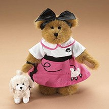 "Boyds Bears ""Bailey"" #9199-29 - 8"" Plush Bear- New- Spring 2007- Retired - $49.99"