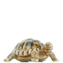 "Wade Whimsies Retail Baby Tortoise 2"" Brown with Blue"