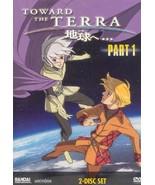 Toward the Terra Part 1 (Vol 1-2) [DVD] - $9.89
