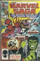 Marvel Saga (1985) # 2 - $7.99