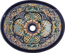 "Mexican Oval Bathroom Sink ""Ventura"" - $172.00"