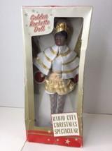 Radio City Christmas Spectacular Golden Rockette Black African American ... - $69.80