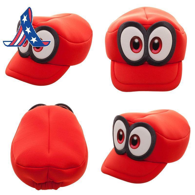 1ee1a6b7a4dc95 Bioworld Mario Odyssey Cosplay Hat and 50 similar items. 3