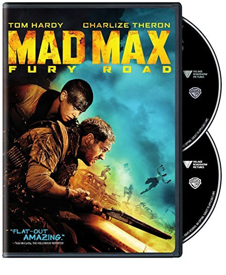Mad Max: Fury Road [2015, DVD]