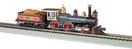 Bachmann Industries 4-4-0 American Steam DCC Ready Union Pacific #119 wi... - $141.40