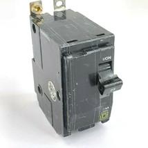 Square D 2 Pole 25 Amp 240 VAC Bolt On Circuit Breaker Catalog QOB225 - $12.65