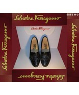 SALVATORE FERRAGAMO SHOES-Size 9 1/2 EE-A Work of Art-Shoe Maker To The ... - $2,400.00