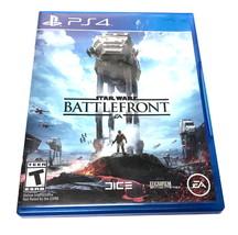 Sony Game Starwars battlefront - $8.99