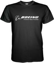 Boeing T-SHIRT Aerospace Aviation Size S, M, L, Xl, 2XL, 3XL - $14.90+