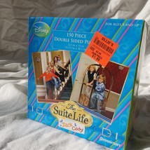 The Suite Life of Zack & Cody 150 Piece Double Sided Puzzle , new, Unopened - $8.41