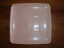 "Square FRANCISCAN plate, 5 3/4""  Beautiful condition - FREE SHIPPING - $14.99"