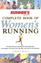 Runner's World Complete Book of Women's Running: The Best Advice to Get ... - $1.80