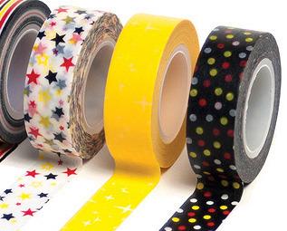 Magic Set 2 Disney Trendy Tape Gift Set LOT 5 washi tape scrapbooking cardmaking