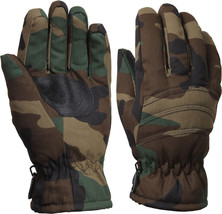 Kids Woodland Camouflage Thermoblock Insulated Cold Weather Gloves - $208,61 MXN