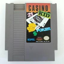 Casino Kid Nintendo NES Video Game Cartridge NES-KP-US - $9.69