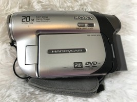 Sony Handycam DCR-DVD92 Camcorder 20x Optical Zoom Video Camera - $39.59