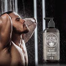 Best Deal Beard Conditioner w/Argan & Jojoba Oils - Softens & Strengthens - Natu image 7