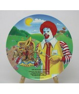 McDonalds Ronald McDonald Collector Plate THE McNUGGET BAND 1989 - $9.87