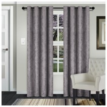 Superior Waverly Blackout Curtain Set of 2, Thermal Insulated Panel Pair... - $32.04