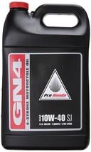 OEM Honda Pro GN4 Motor Oil 10w40 Engine Oils 1 Gal SAE API SJ Lubricant... - $44.99