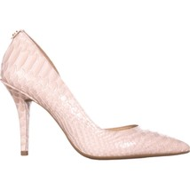 MICHAEL Michael Kors Nathalie Flex High D'Orsay Pumps Soft Pink Mult Sz - $99.99