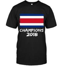 Costa Rica Champions 2018 Football Jersey Soccer Shirt - $17.99+
