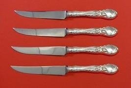 La Parisienne by Reed & Barton Sterling Silver Steak Knife Set 4pc HHWS  Custom - $409.00