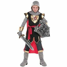AMSCAN Brave Crusader Halloween Costume for Boys, Small, with Included... - $26.41