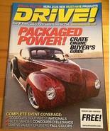 Drive Magazine February 2009 Crate Engine Buyers Guide SEMA Vintage Rare - $11.11