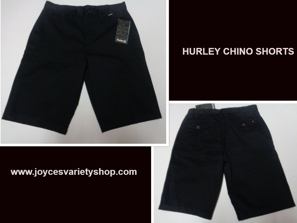 Hurley shorts web collage