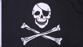 Jolly Roger Skull and Crossbones Pirates Flag - $9.99+