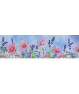 Counted Cross Stitch Embroidery Kit Wildflowers - $24.26